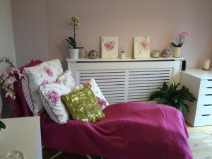 Life Reflexology Treatment Room